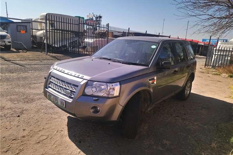 Used 2008 Land Rover Freelander 2