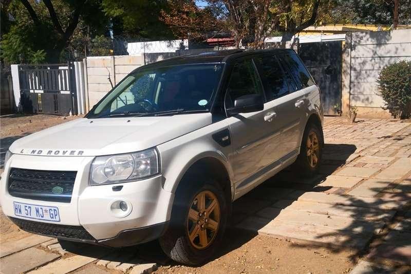 Used 2009 Land Rover Freelander 2