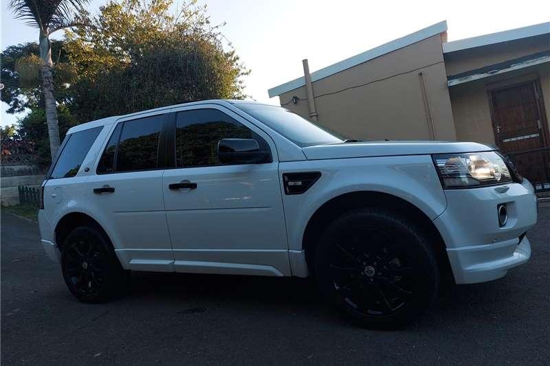 Used 2014 Land Rover Freelander 2
