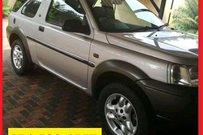 Land Rover Freelander 2.5 V6 3 door HSE 2000