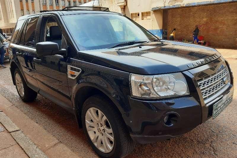 Used 2008 Land Rover Freelander 2 HSE i6