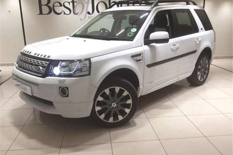2014 Land Rover Freelander 2 Si4 Dynamic