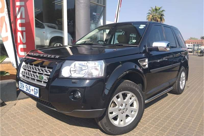 2010 Land Rover Freelander 2 SD4 SE