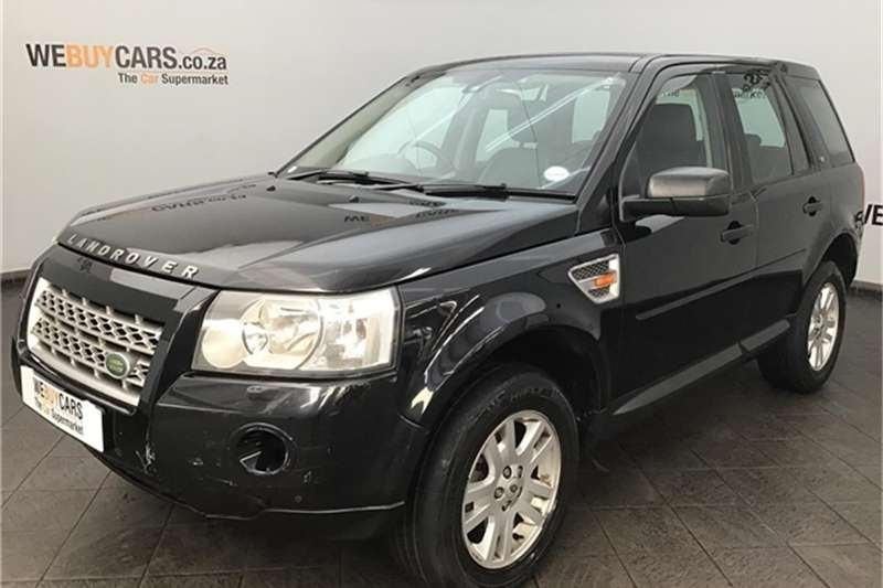 2009 Land Rover Freelander 2 SE TD4 Commandshift