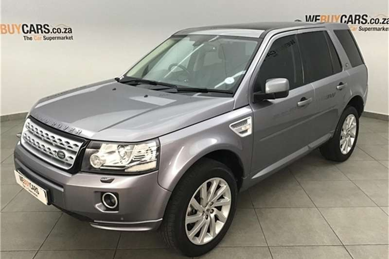Land Rover Freelander 2 in South Africa | Junk Mail