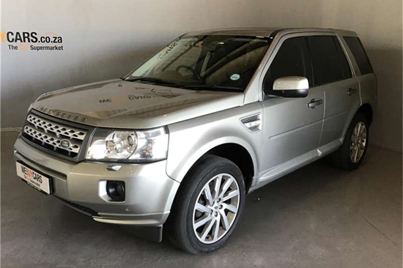 2011 Land Rover Freelander 2 SD4 HSE