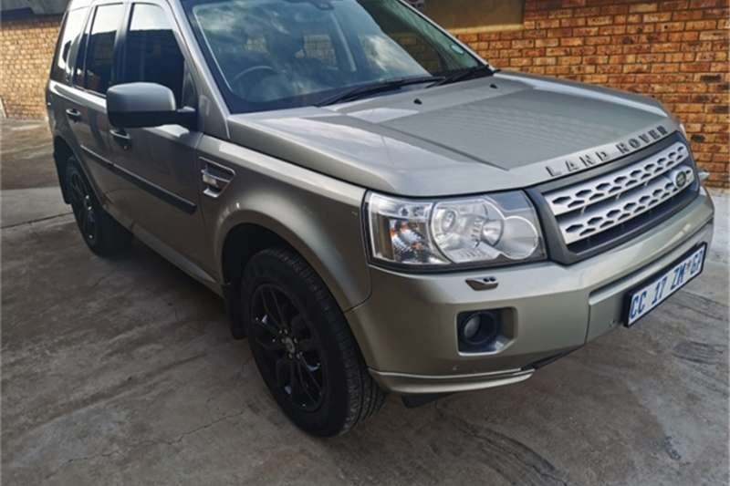 2012 Land Rover Freelander 2 SD4 SE
