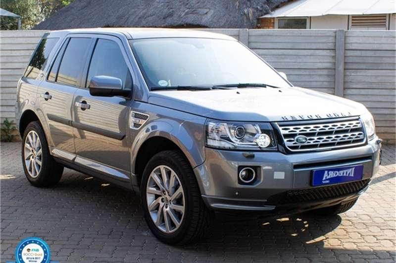 2013 Land Rover Freelander 2 SD4 HSE