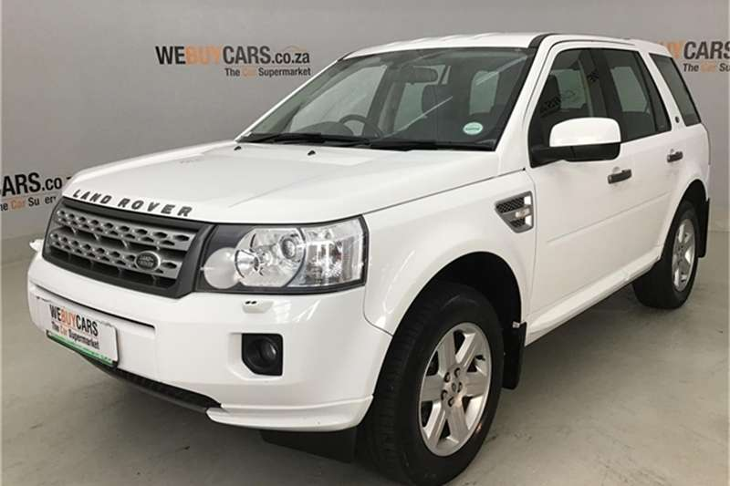 2011 Land Rover Freelander 2 SD4 S