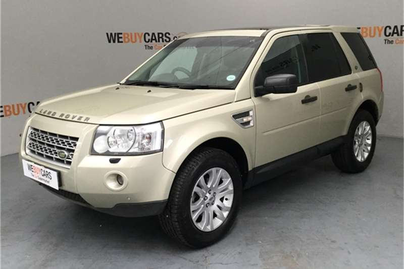 2009 Land Rover Freelander 2 SD4 HSE