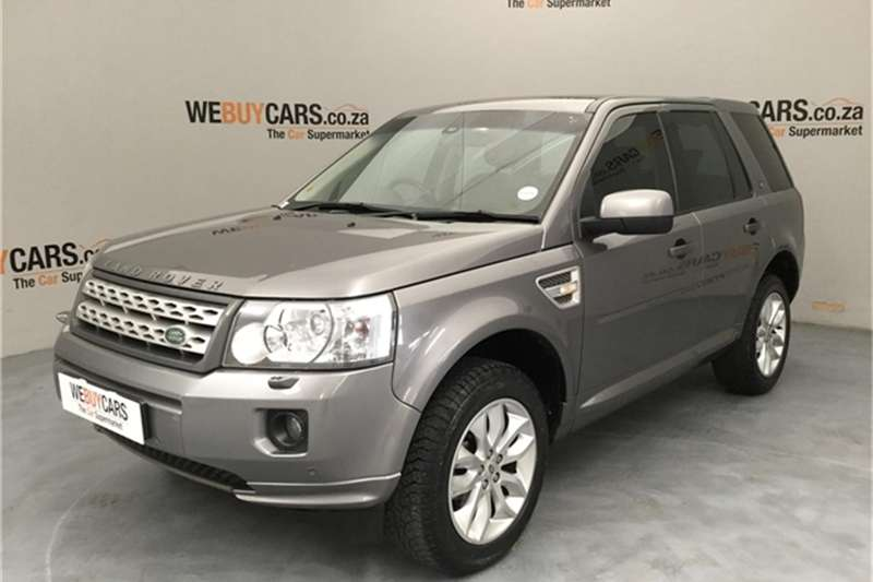 2011 Land Rover Freelander 2 SD4 SE