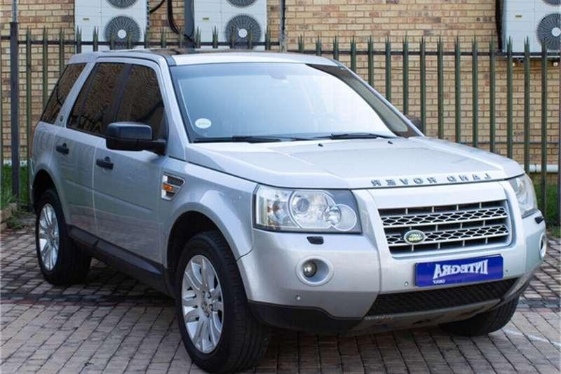 2008 Land Rover Freelander 2 HSE i6