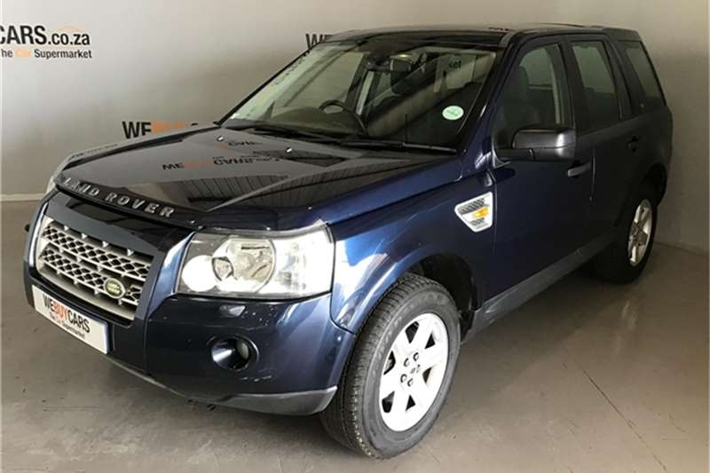 Land Rover Freelander 2 S TD4 Commandshift 2008