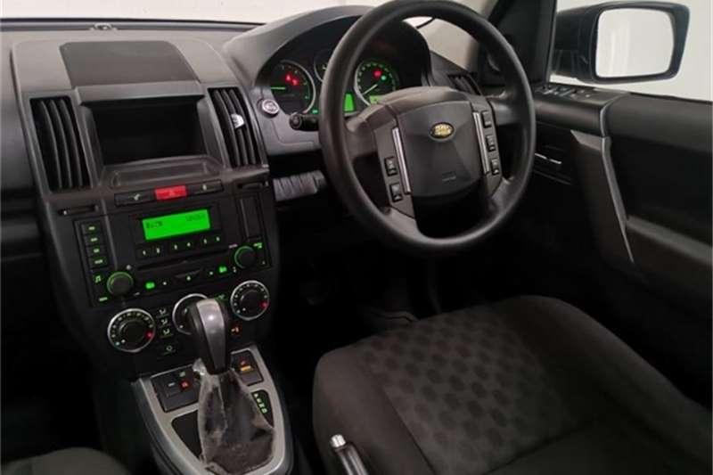 Used 2008 Land Rover Freelander 2 S TD4 Commandshift
