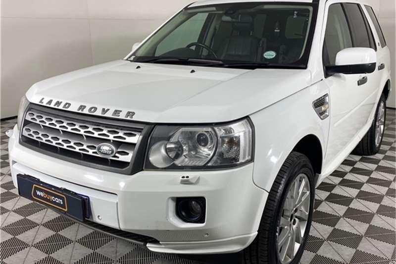 2011 Land Rover Freelander 2 Freelander 2 SD4 HSE