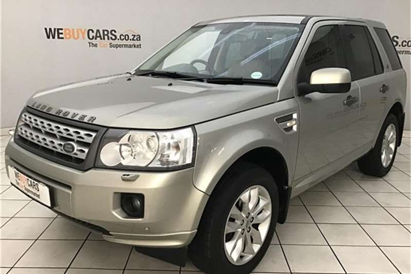 Land Rover Freelander 2 SD4 SE 2011