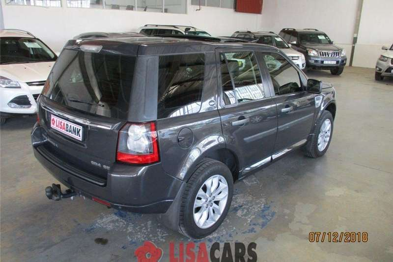 Land Rover Freelander 2 SD4 SE 2012