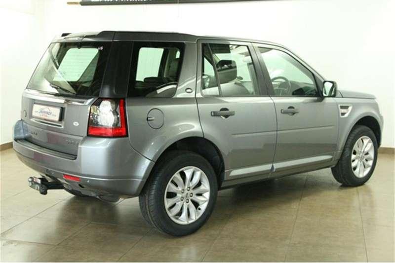 Land Rover Freelander 2 SD4 SE 2012