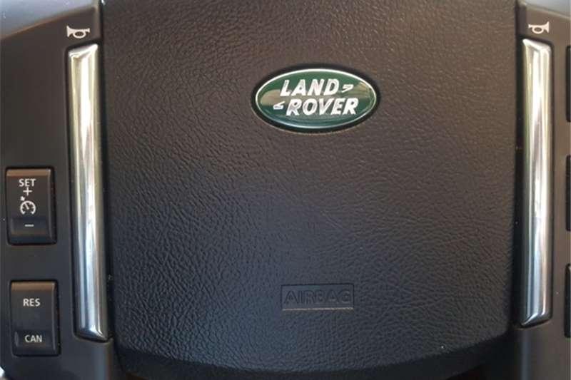 Land Rover Freelander 2 SD4 SE 2013