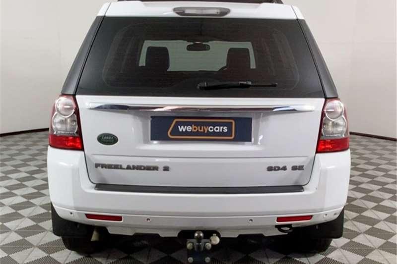 2013 Land Rover Freelander 2 Freelander 2 SD4 SE
