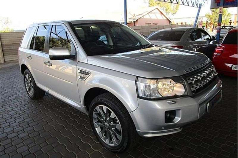 Land Rover Freelander 2 in South Africa   Junk Mail