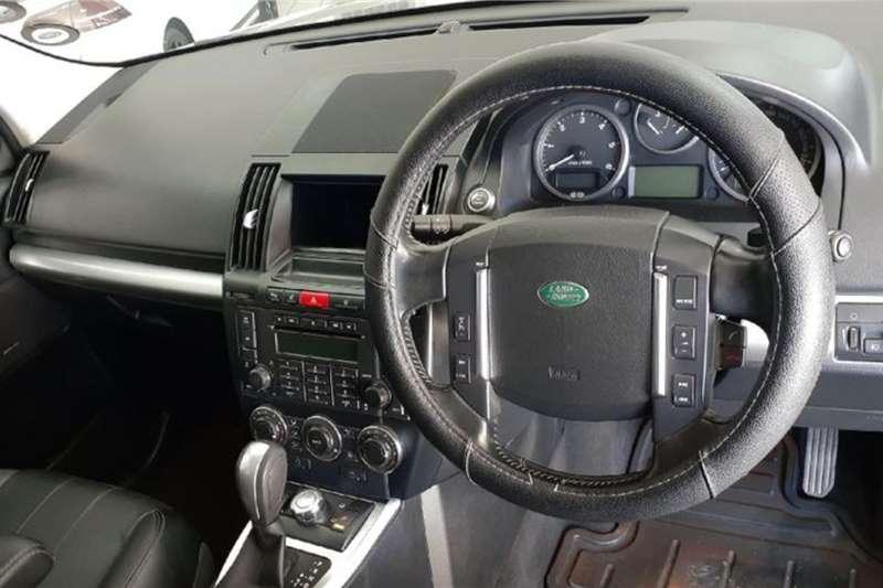 Used 0 Land Rover Freelander 2 SD4 SE