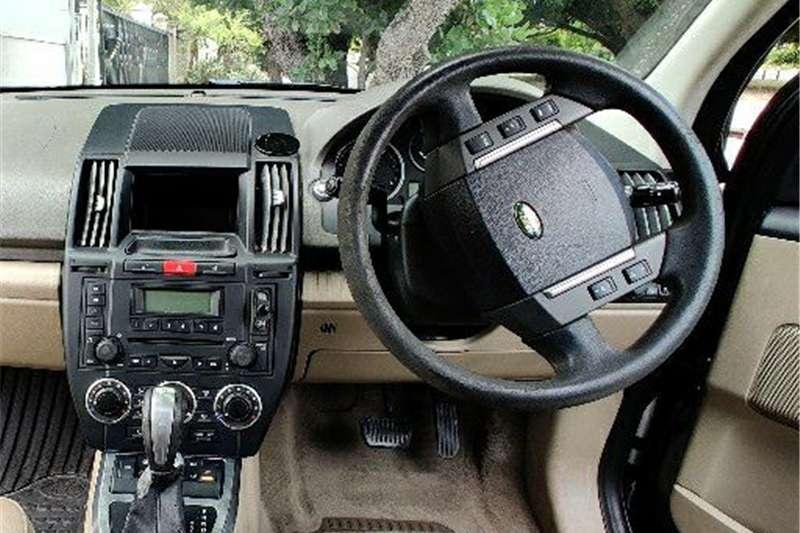 Land Rover Freelander 2 SE TD4 2009