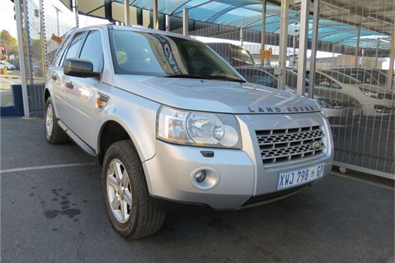 Land Rover Freelander 2 SE TD4 Commandshift 2008