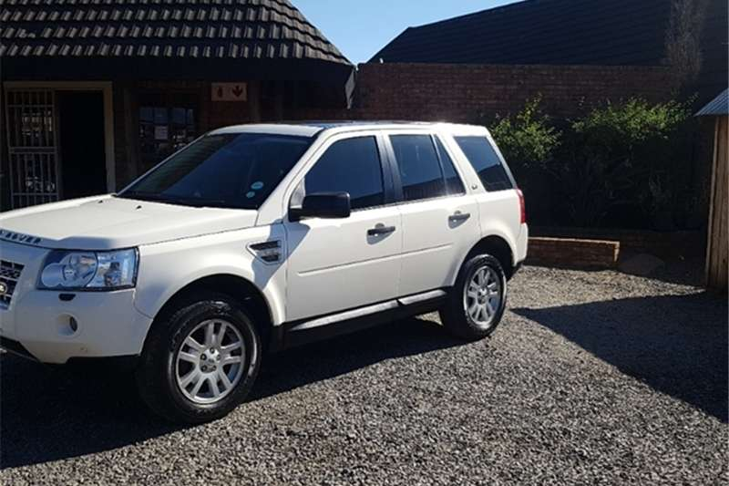 Land Rover Freelander 2 SE TD4 Commandshift 2009