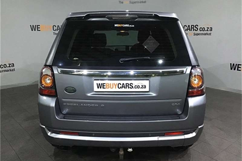 Land Rover Freelander 2 Si4 Dynamic 2013