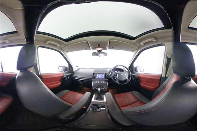 2013 Land Rover Freelander 2 Freelander 2 Si4 Dynamic
