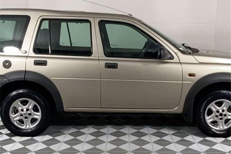 2000 Land Rover Freelander