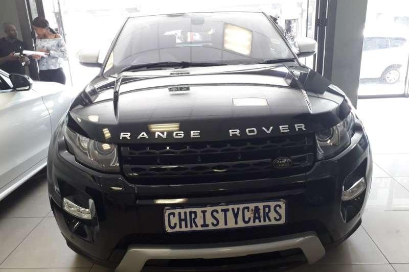 Land Rover Range Rover 2.0 PHEV AUTOBIO (297KW) 2013