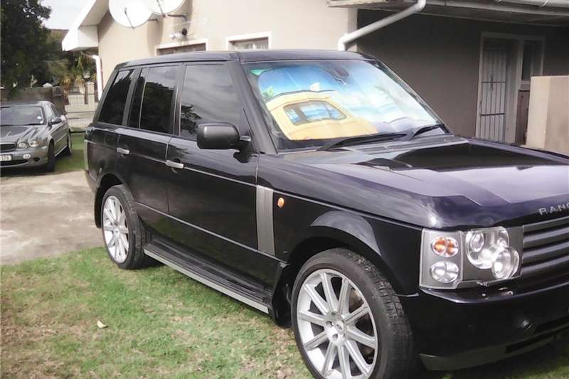 Land Rover Range Rover 4.4 SD V8 VOGUE SE 2005
