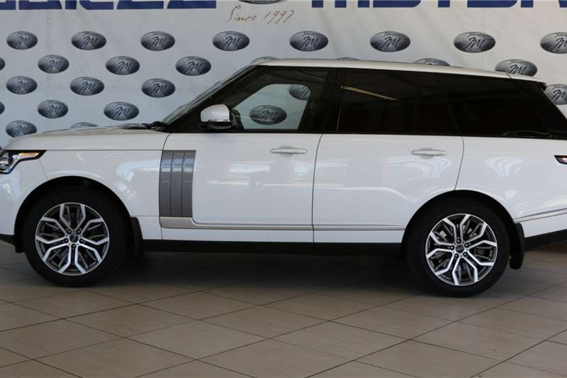 Land Rover Range Rover 4.4 SD V8 VOGUE SE 2013