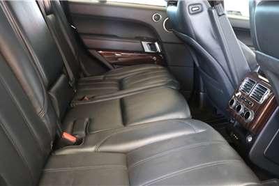 Used 2013 Land Rover Range Rover RANGE ROVER 4.4 SD V8 VOGUE SE