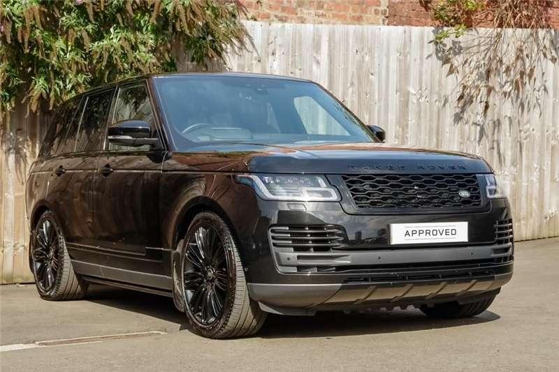 Land Rover Range Rover 4.4 SD V8 VOGUE SE 2019