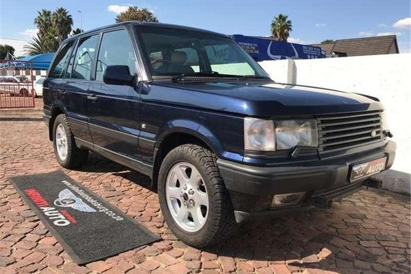 Land Rover Range Rover 4.6 VOGUE Auto 2000