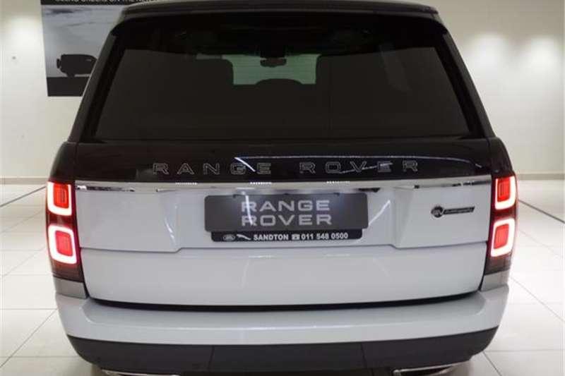 Land Rover Range Rover 5.0 SV AUTOBIO LWB (416KW) 2019