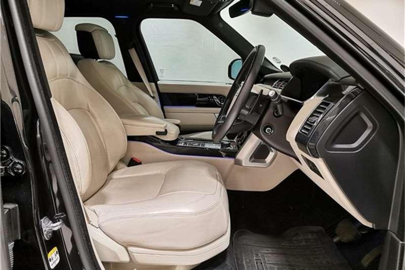 Used 2019 Land Rover Range Rover RANGE ROVER 5.0 VOGUE SE (386KW)