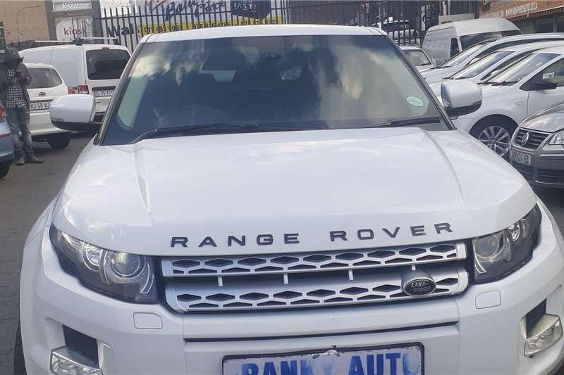Used 2013 Land Rover Range Rover Evoque 5-door EVOQUE 1.5 HSE PHEV R  DYNAMIC (221KW)