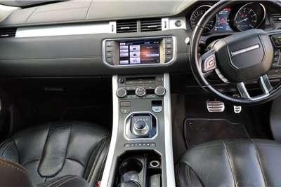 Land Rover Range Rover Evoque 5-door EVOQUE 2.0 HSE DYNAMIC 2013