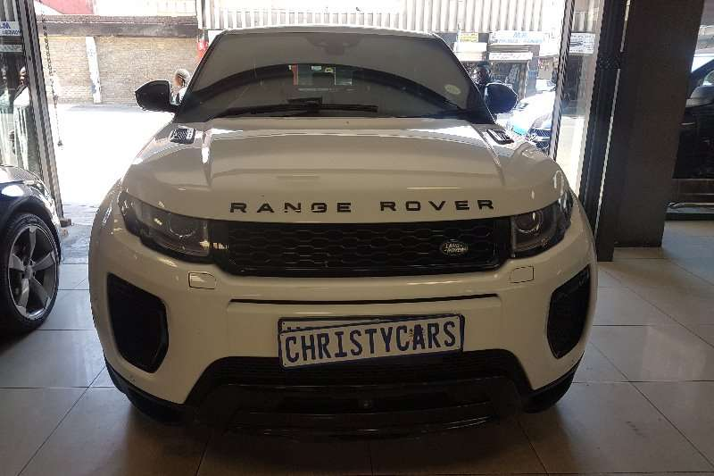 Land Rover Range Rover Evoque 5-door EVOQUE 2.0 HSE DYNAMIC 2017