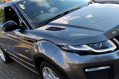 Used 2017 Land Rover Range Rover Evoque 5-door EVOQUE 2.0 HSE DYNAMIC