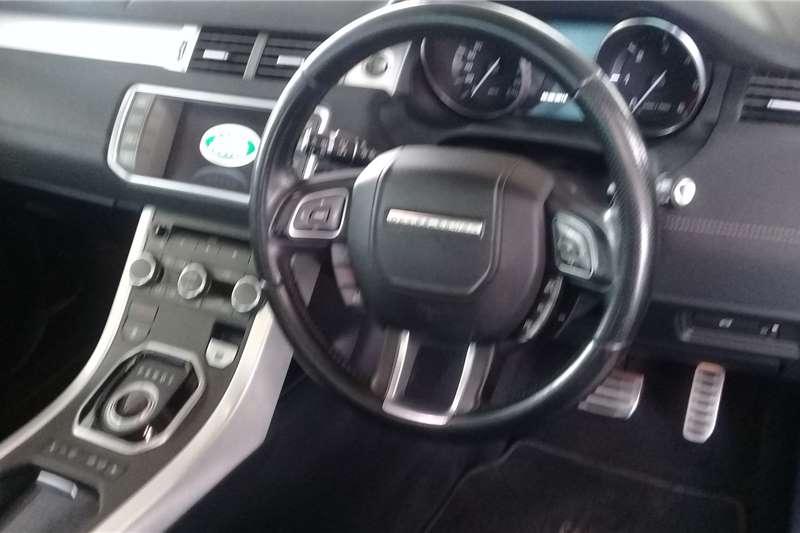 Land Rover Range Rover Evoque 5-door EVOQUE 2.0 SD4 AUTOBIOGRAPHY 2015