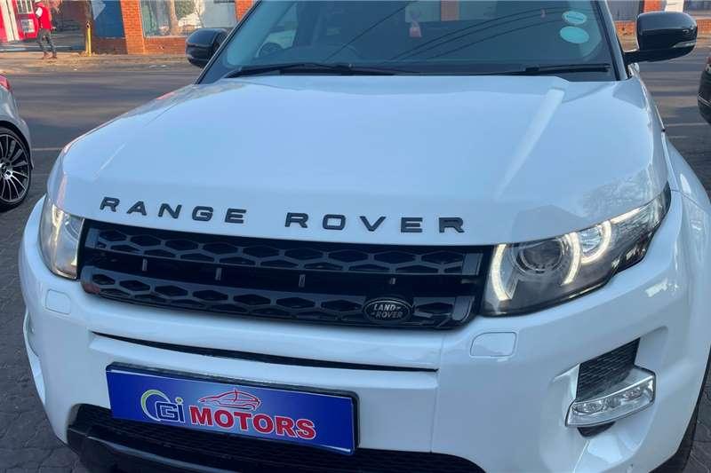 Used 2013 Land Rover Range Rover Evoque 5-door EVOQUE 2.0 SD4 HSE DYNAMIC