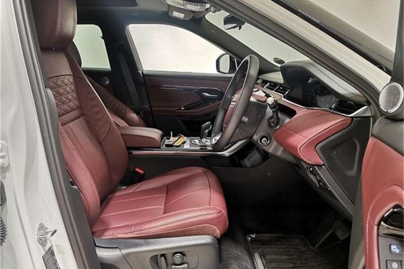 Used 2020 Land Rover Range Rover Evoque 5-door EVOQUE 2.0D 132KW (D180)