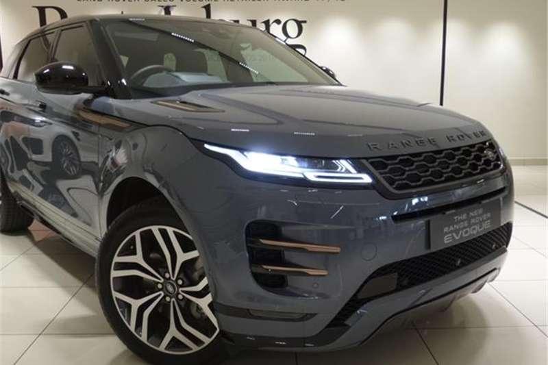 Land Rover Range Rover Evoque 5-door EVOQUE 2.0D FIRST EDITION 132KW (D180) 2019