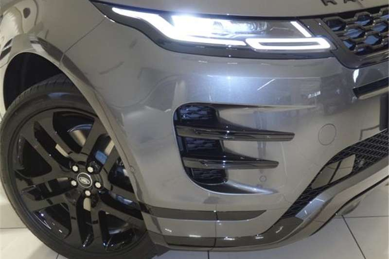 2019 Land Rover Range Rover Evoque 5-door EVOQUE 2.0D HSE 132KW (D180)