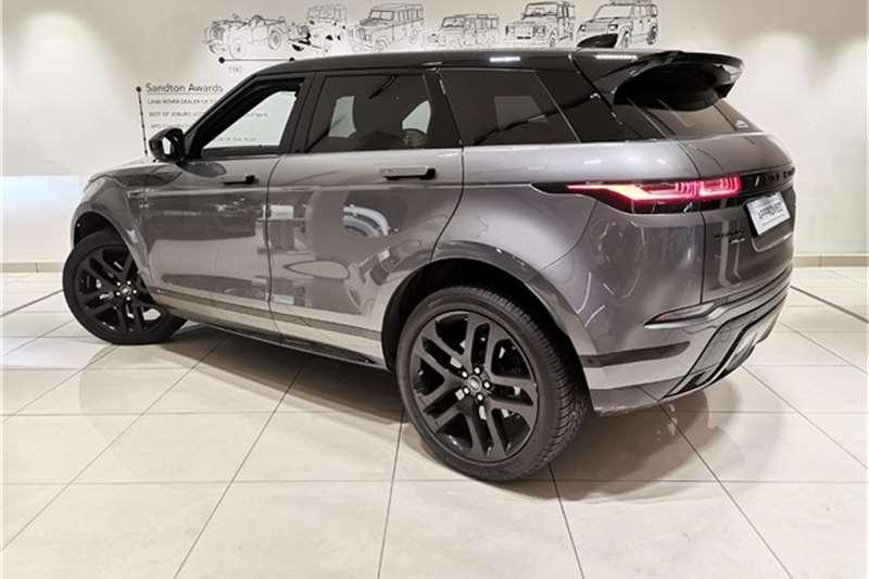Land Rover Range Rover Evoque 5-door EVOQUE 2.0D HSE 132KW (D180) 2019